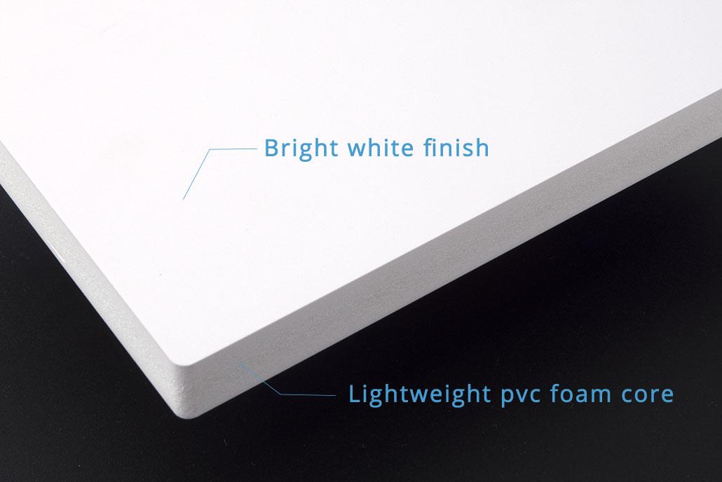 Celuka PVC Foam board Intermediate Density 0