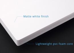Celuka PVC Foam board Low Density 1