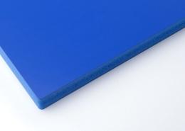 ColouredCo-extrusionPVCfoamboard blue