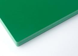 ColouredCo-extrusionPVCfoamboard green