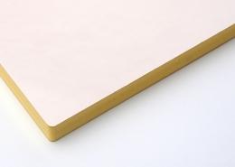 ColouredCo-extrusionPVCfoamboard yellow 1