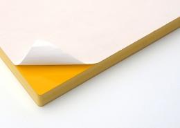 ColouredCo-extrusionPVCfoamboard yellow 2
