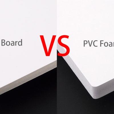 Foam Board and PVC Foam Board