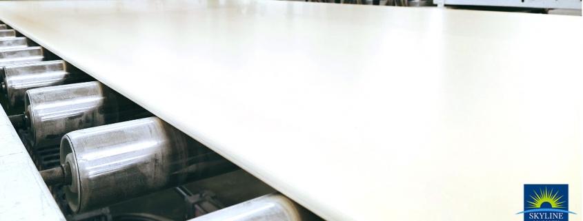 What is PVC wood-plastic foam board