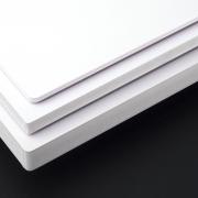 White Co-extrusion PVC foam board
