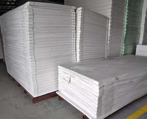 foam board packing-plastic bag