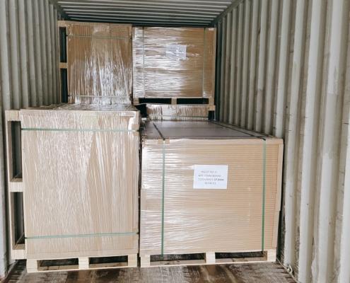 pvc foam board packing carton box 1